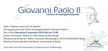 Centro Giovanni Paolo II