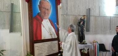 Tela San Giovanni Paolo II